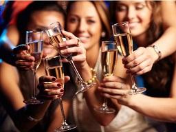 Women taking Alcohol