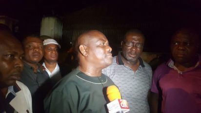 Wike declares 3 days fasting for Rivers rerun