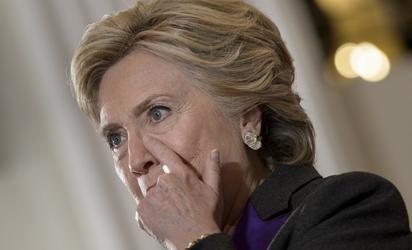 Hillary CliHilary Clinton calls on Buhari, Army to stop killing of #EndSARS protestersnton