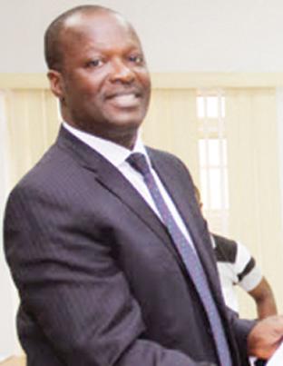 Capt. Edward Boyo, CEO of Overland Airways
