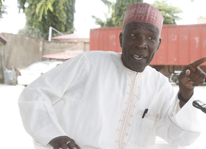 Galadima - Be Following Buba Galadima To Shout Buhari Must Go, While His Daughter Is Being Payed By The Villa, Be wise' – See How Nigerians Reacted After Buhari's Former Ally Called Him Out