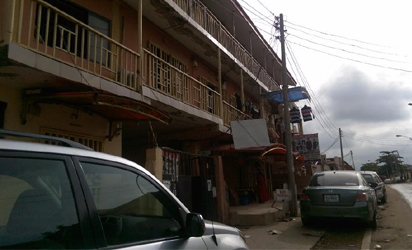 Garki village