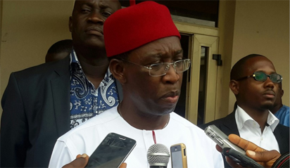 Okowa to militants: It's time to sheathe your swords
