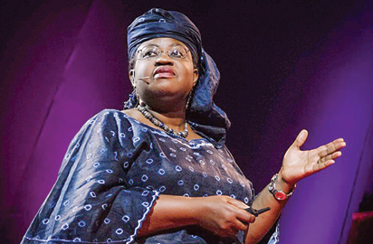 WTO's General Council to announce Okonjo-Iweala D-G February 15