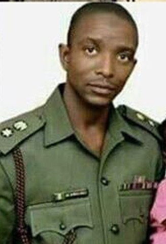Late Lt Col Abu-Ali