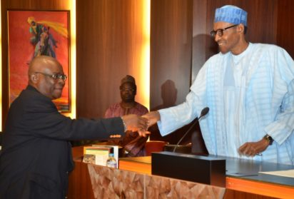 Send Justice Onnoghen's name to NASS for confirmation, Owie urges Buhari
