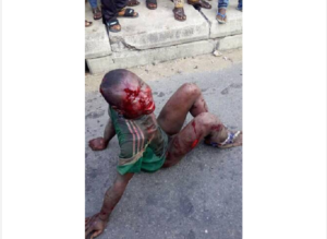 Boy allegedly lynched in Lagos for stealing garri