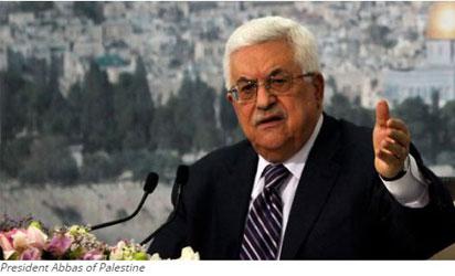 President Abbas of Palestine