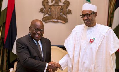 Ghanaian President, Akufo-Addo apologizes to Nigeria over demolition