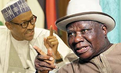 Buhari and Clark