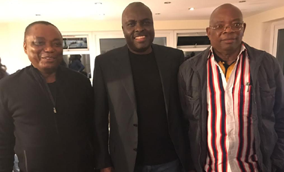 """Uduaghan to Ibori's visitors: """"You can go quietly without unnecessary publicity"""""""