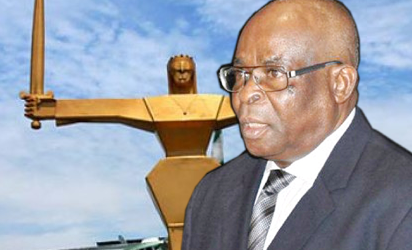 Senate to screen, confirm Walter Onnoghen as CJN Wednesday