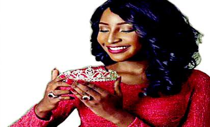 Leesi Peter-Vigboro, Reigning Miss Nigeria