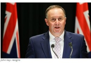 John key: resigns