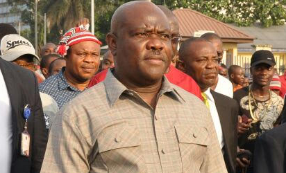 Wike Governor refuses to help police with investigation of election violence