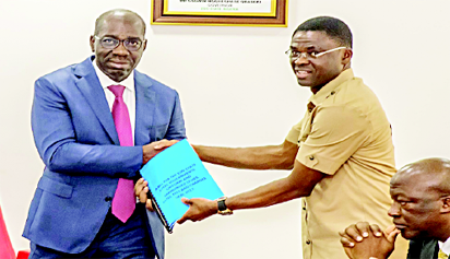 Obaseki orders employment of 4,200 youths