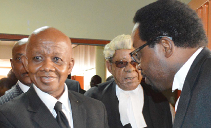 Court discharges, acquits Justice Ademola, wife and lawyer