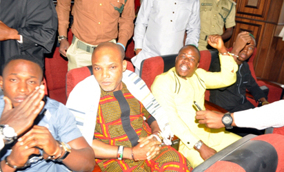 Biafra: Rep condemns FG's secret trial of IPOB leader, Nnamdi Kanu