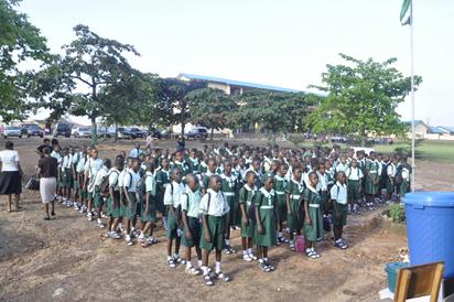 Lagos, curriculum, school