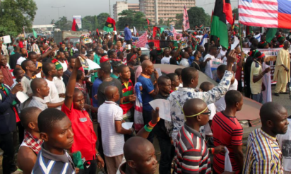 Shops locked down, roads deserted as S/east complies with IPOB's sit at home order - Vanguard News