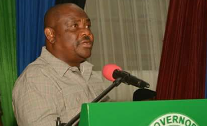 God saved PDP because of Rivers —Wike
