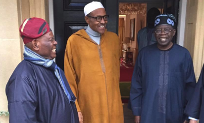 Save APC now, Frank begs Buhari, Osinbajo, others