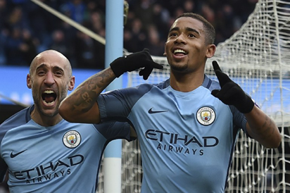 Jesus delighted by flying City start