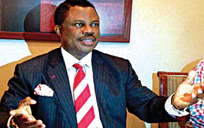 Alleged threat to life: Anambra PDP chair reports  Obiano to DSS, Police