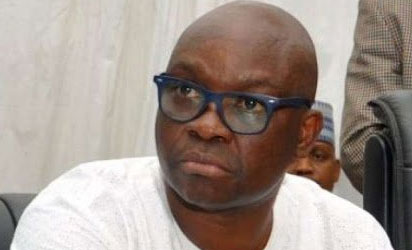 Nigeria in dire need of divine salvation, FG running on lies – Fayose