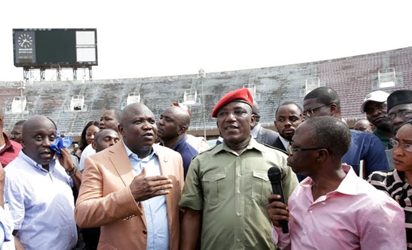 Eagles to face Zambia in Lagos—Dalung