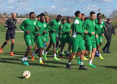 Eagles'll beat Bafana Bafana in South Africa  – Pinnick