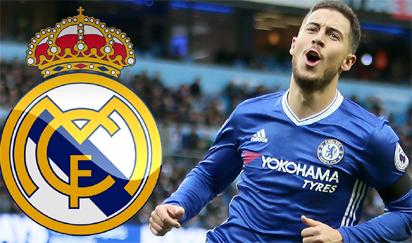 Eden Hazard drops big hint regarding his future amid Real Madrid rumours