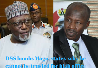 DSS letter to AGF that indicted Magu (READ)