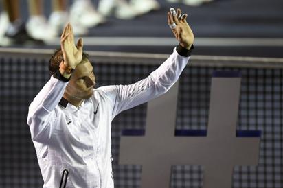 Querrey shocks Nadal to lift ATP Acapulco title