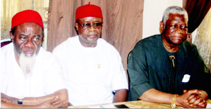 Anambra Guber: Ohanaeze, monarchs endorse North for second tenure