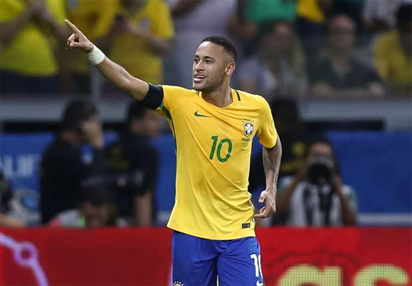 Neymar now PSG's Number 10, congratulated by Pele ...  Neymar now PSG�...