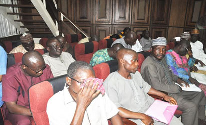 Rivers re-run: You can't try us in Abuja, 23 INEC officials tell FG