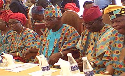 Obasanjo, quintessential leader, passionate lover of Nigeria – Ajimobi