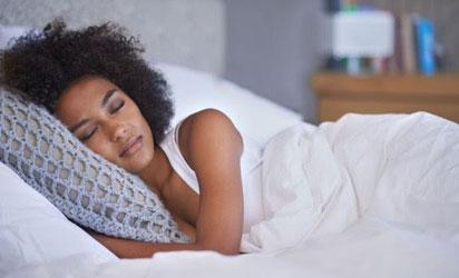 Mouka seeks healthy future through quality sleep