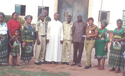Cleric advocates for prison reform in Nigeria