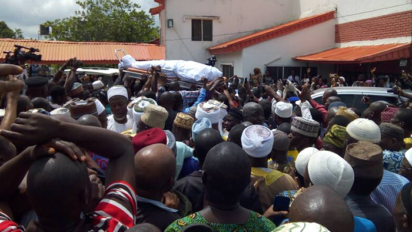 JUST IN: Cause of my brother's death unknown - Deji Adeleke