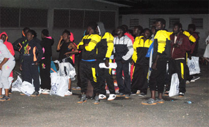 Nigerians Deported From Libya