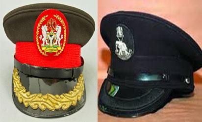 Police, army, Taraba, IRT