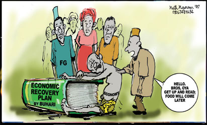 Economy: Exiting recession without oil money