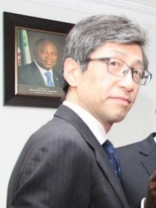 Japan gives Nigeria 31 ambulances
