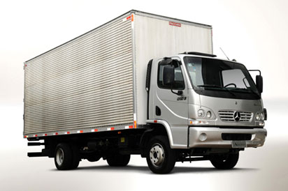 Mercedes-Benz joins medium duty truck segment with Accelo