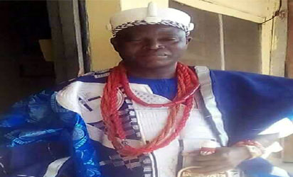 Kidnappers release Ondo traditional ruler