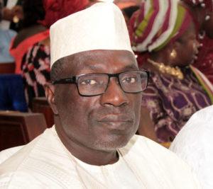 Makarfi inaugurates PDP caretaker c'ttees for Borno, Kebbi, Ogun