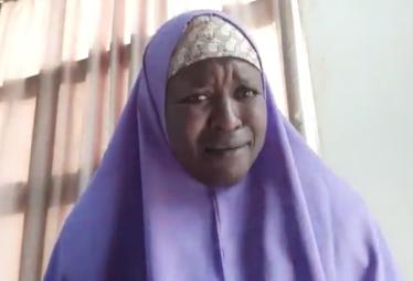 Aisha Yesufu, Buhari