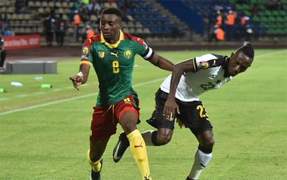 Indomitable Lions will return to Russia, says Moukandjo